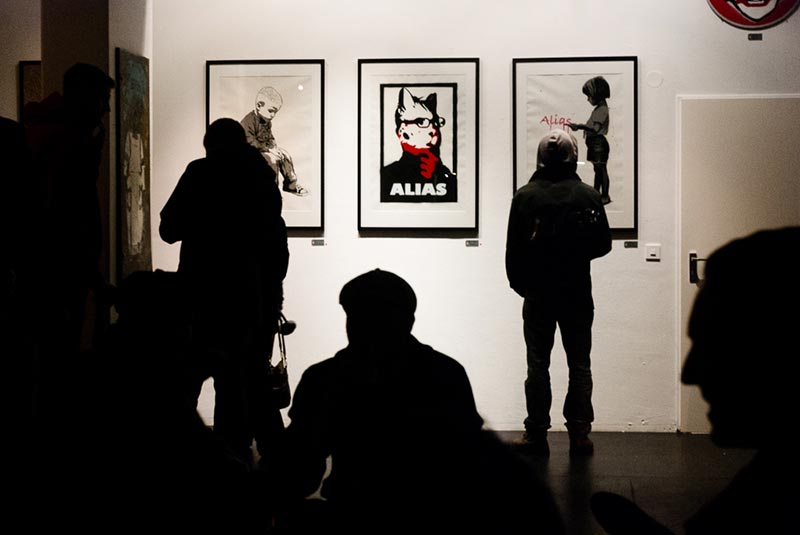 Alias A berlin - Photo copyright Didier Laget