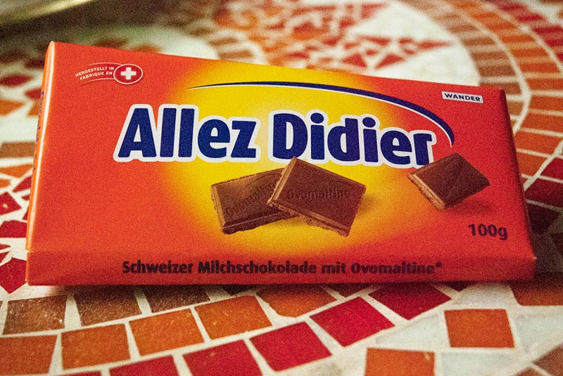 Allez-Didier A berlin - Photo copyright Didier Laget