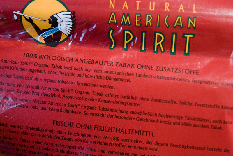 American-Spirit A berlin - Photo copyright Didier Laget