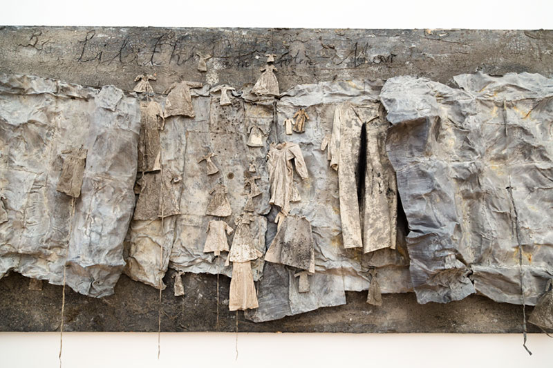 Anselm Kieffer - Lilith am Roten Meer - Photo copyright Didier Laget