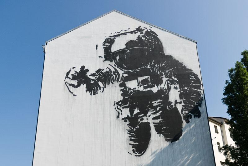 Astronaut-Cosmonaut A berlin - Photo copyright Didier Laget