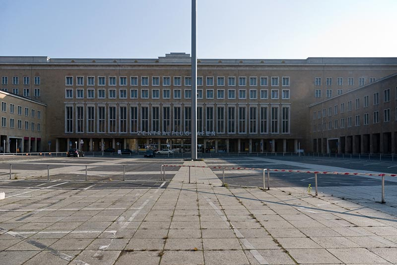 Berlin-Tempelhof A berlin - Photo copyright Didier Laget
