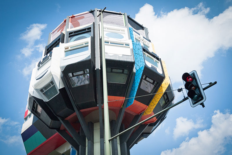 Bierpinsel- A berlin - Photo copyright Didier Laget