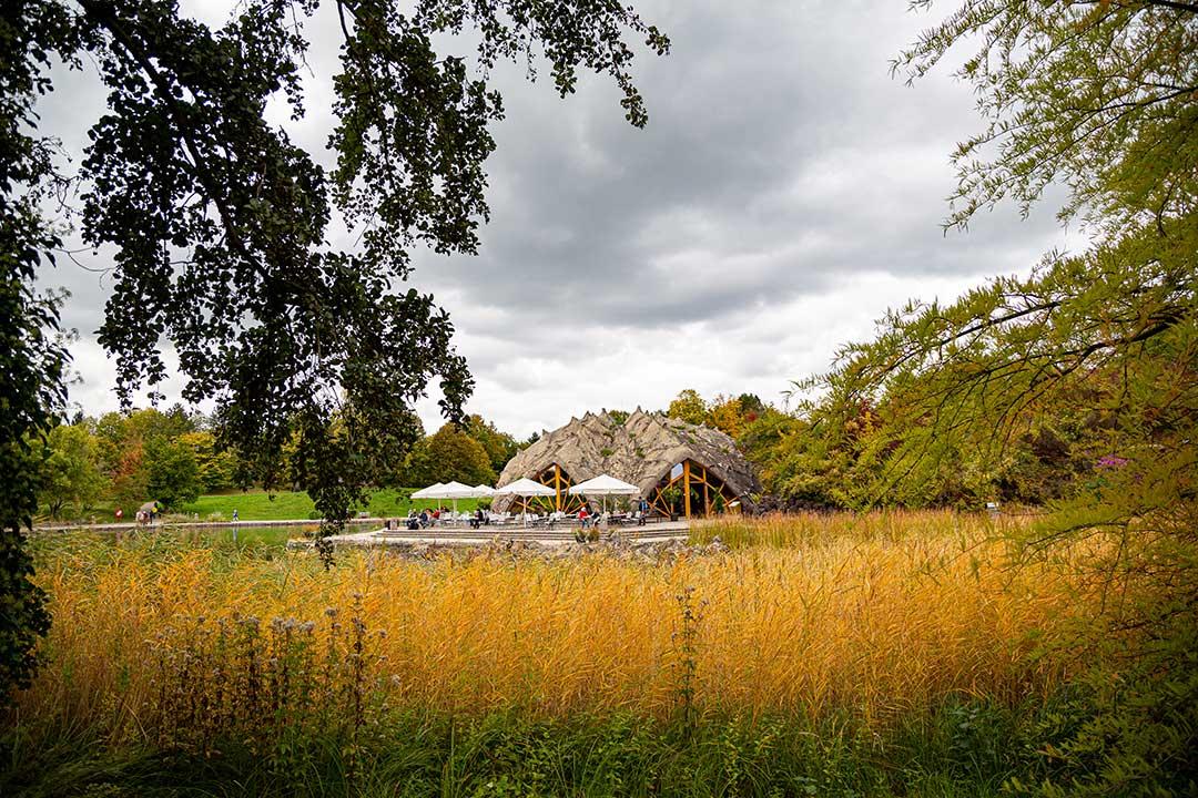 Britzer Garten - Café am see