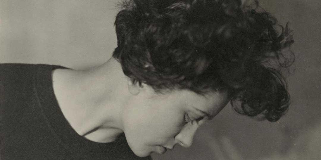 Cami Stone par Carola Neher - photo Berlinische Galerie