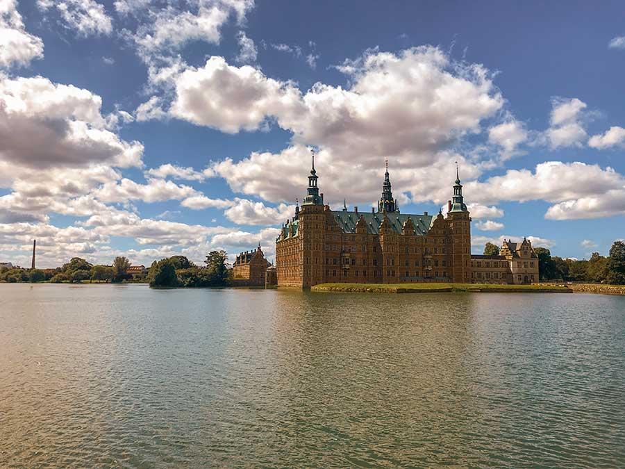 Chateau de Frederiksborg à Hillerød