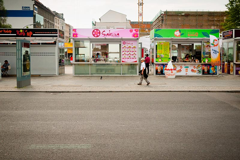 Check-point-charlie A berlin - Photo copyright Didier Laget