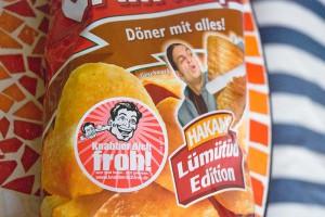 Chips-saveur-Doener-Kebab A berlin - Photo copyright Didier Laget