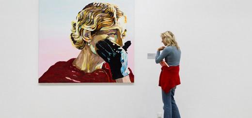 Cornelia Schleime - Photo Didier Laget