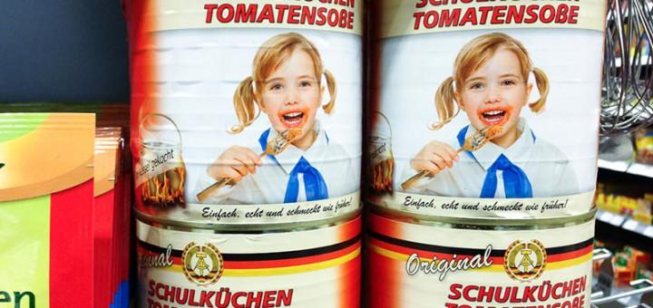 DDR Tomatensoße - Photo Didier Laget