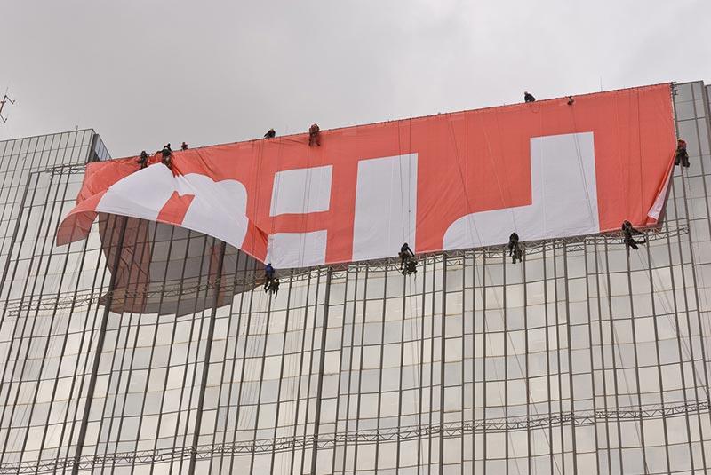 Bild liebt Berlin A berlin - Photo copyright Didier Laget