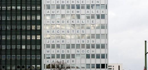 Alexander Platz A berlin - Photo copyright Didier Laget