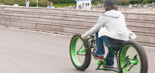 vélo A berlin - Photo copyright Didier Laget