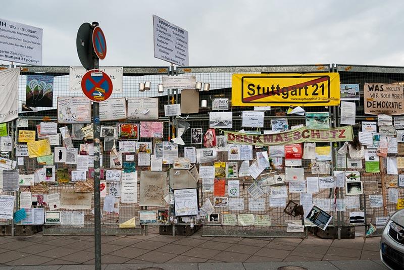 Stuttgart 21 A berlin - Photo copyright Didier Laget