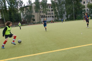 foot A berlin - Photo copyright Didier Laget
