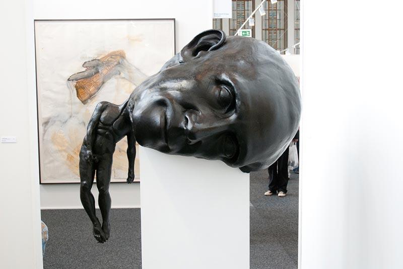 Art Forum A berlin - Photo copyright Didier Laget