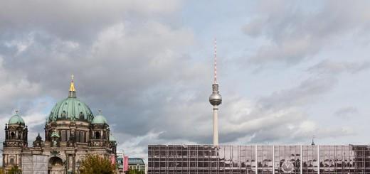 Temporäre Palast A berlin - Photo copyright Didier Laget