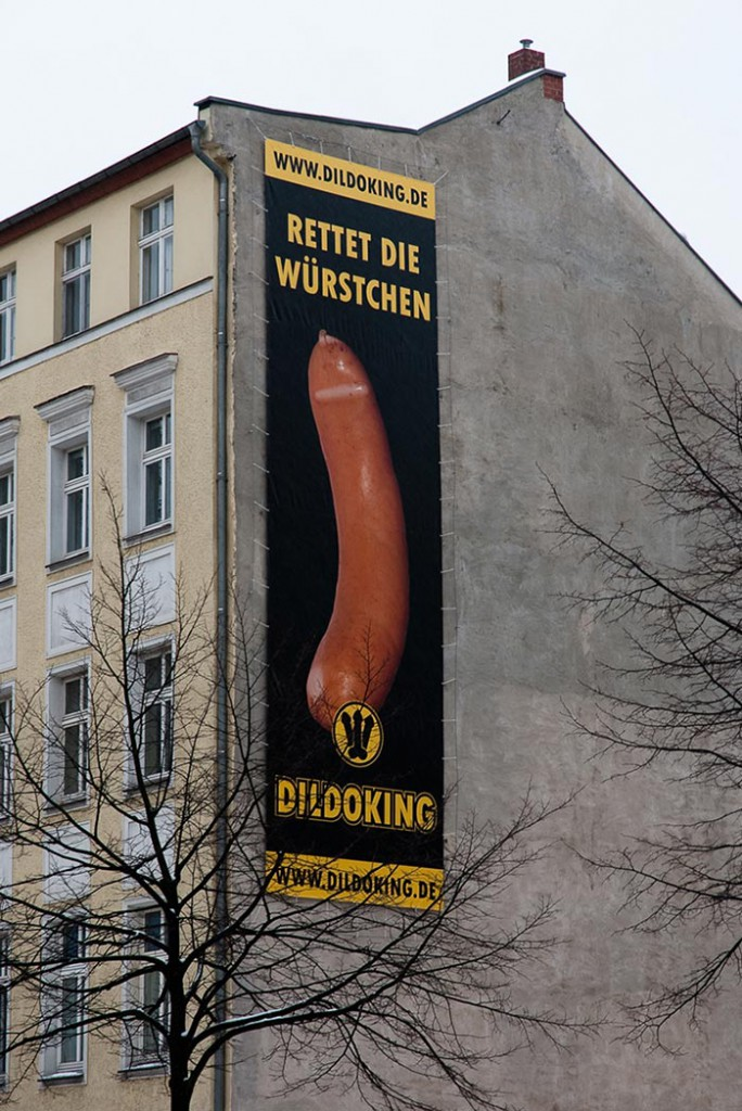 Petites saucisses A berlin - Photo copyright Didier Laget