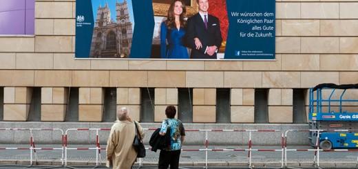 Ambassade UK A berlin - Photo copyright Didier Laget