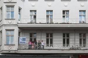 48 Stunden Neukölln A berlin - Photo copyright Didier Laget