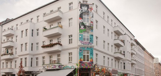 Eckstuck A berlin - Photo copyright Didier Laget