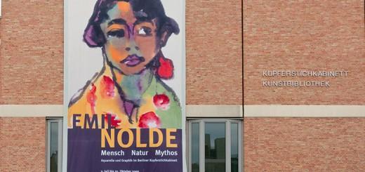 Emil-Nolde A berlin - Photo copyright Didier Laget