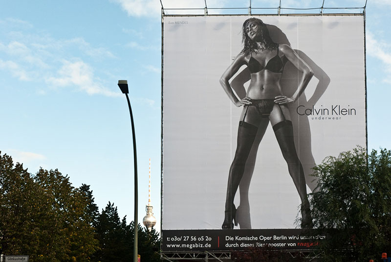 affiche A berlin - Photo copyright Didier Laget