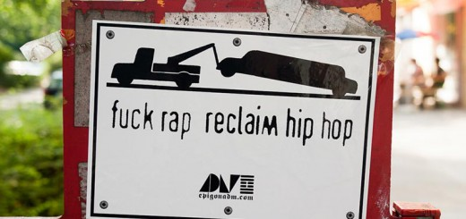 Fuck-Rap-reclaim-Hip-HopA berlin - Photo copyright Didier Laget