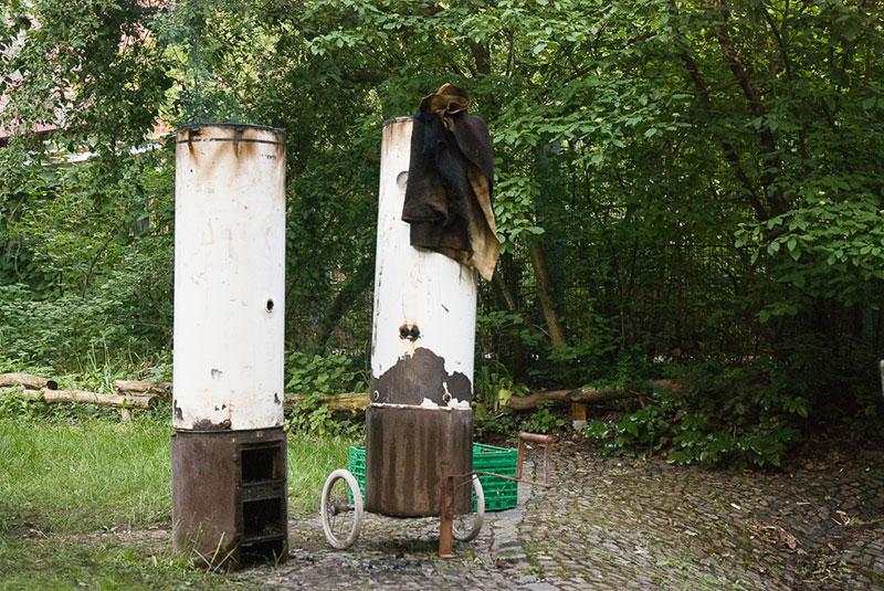 Fumer-des-truites- A berlin - Photo copyright Didier Laget