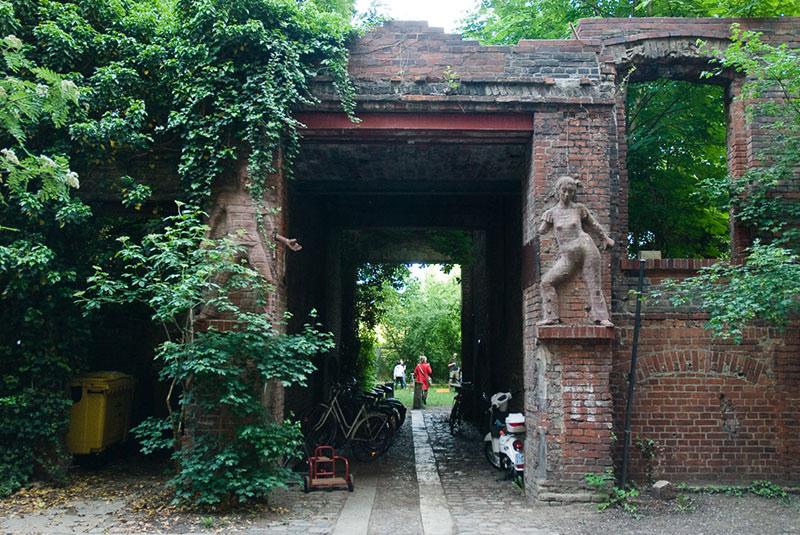 Fumer-des-truites A berlin - Photo copyright Didier Laget