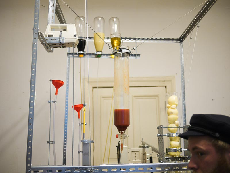 Gazpacho-Machine A berlin - Photo copyright Didier Laget