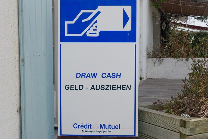 Geld-Ausziehen A berlin - Photo copyright Didier Laget
