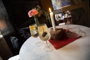 Da Hotel, bar in Berlin Photo Didier Laget
