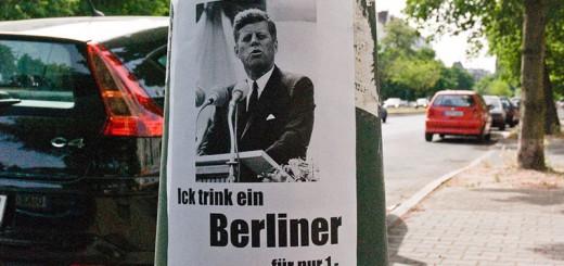 Ich-trink-ein-Berliner A berlin - Photo copyright Didier Laget