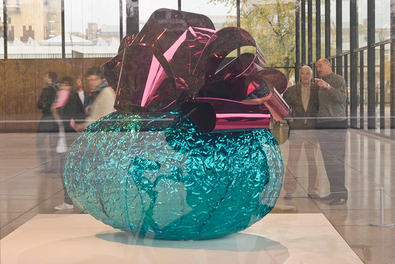 Jeff-Koons A berlin - Photo copyright Didier Laget