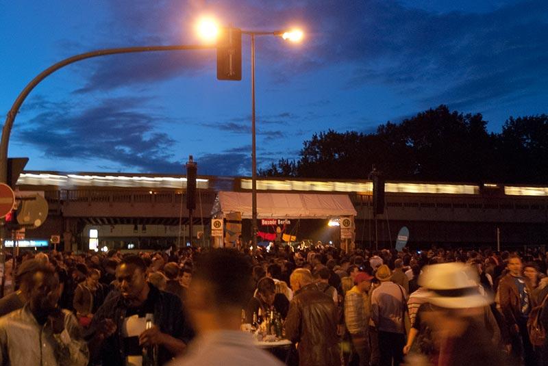 Karneval-der-Kulturen A berlin - Photo copyright Didier Laget