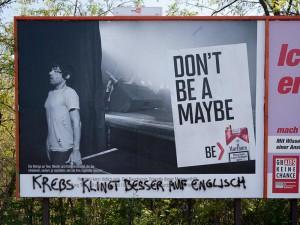Krebs-klingt-besser-auf-Englisch A berlin - Photo copyright Didier Laget