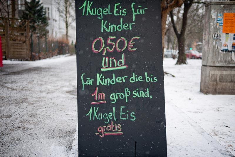 Kugel-Eis A berlin - Photo copyright Didier Laget