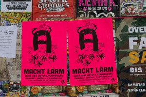 Mach-laerm- A berlin - Photo copyright Didier Laget