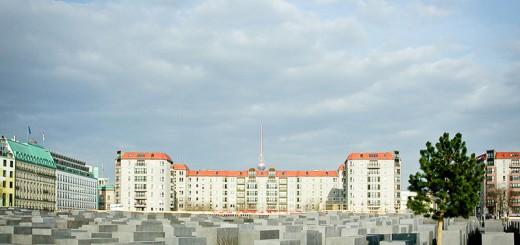 Memorial-Holocauste A berlin - Photo copyright Didier Laget
