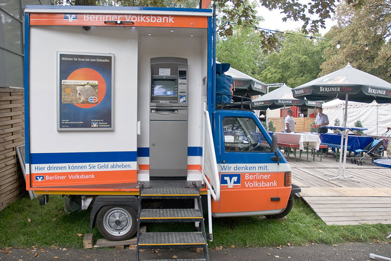 Money-to-go A berlin - Photo copyright Didier Laget