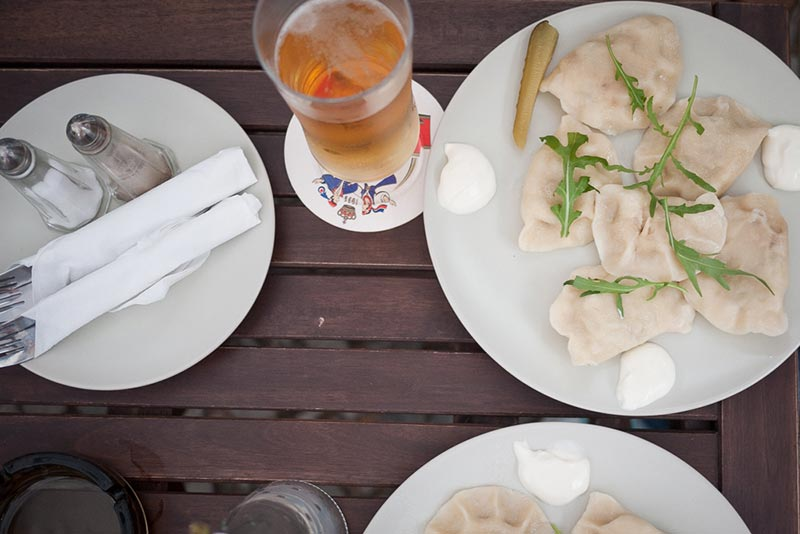 Pierogi A berlin - Photo copyright Didier Laget