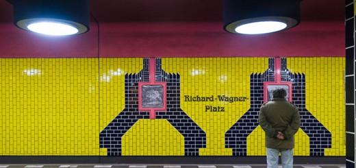 Richard-Wagner-Platz A berlin - Photo copyright Didier Laget