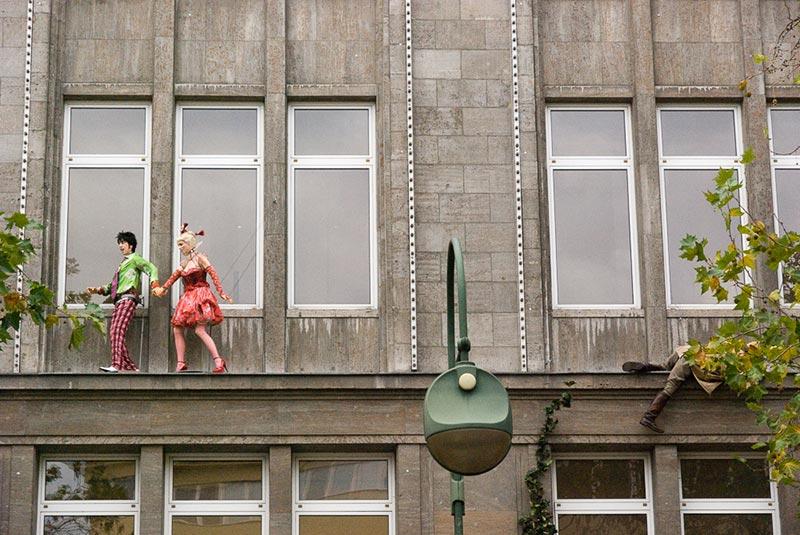 Royal-De-Luxe A berlin - Photo copyright Didier Laget