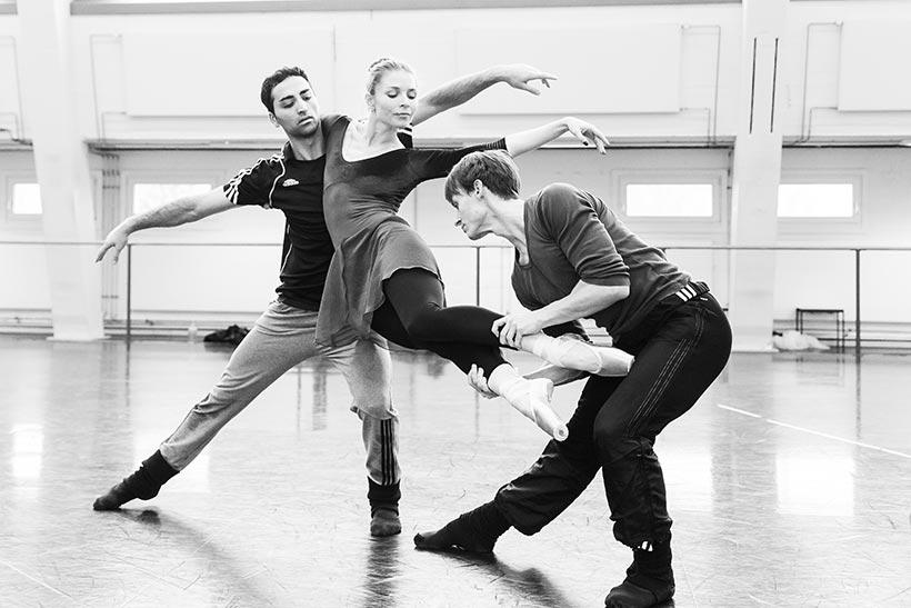 Altro Canto choreografie Jean-Christophe Maillot foto Yan Revazov