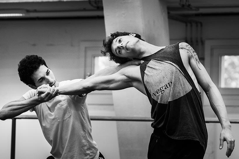 SBB Altro Canto choreografie Jean-Christophe Maillot foto Yan Revazov