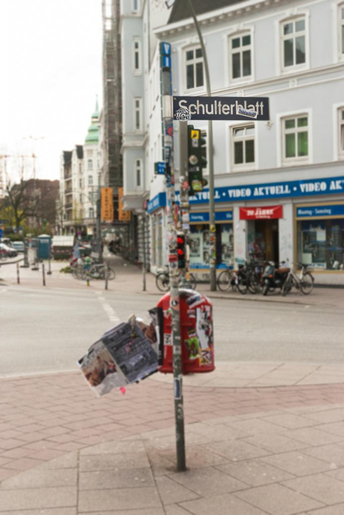 Schulterblatt A berlin - Photo copyright Didier Laget