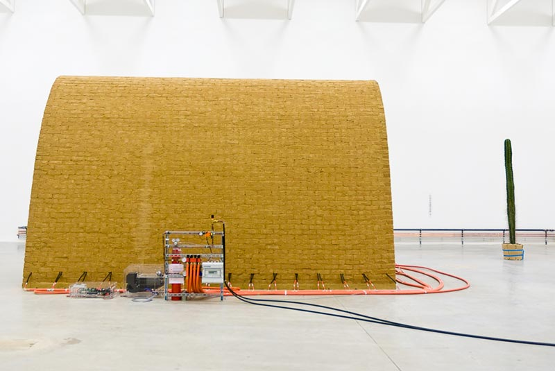 Simon-Starling---Under-lime---White-box A berlin - Photo copyright Didier Laget