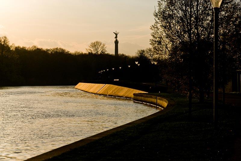 Spree A berlin - Photo copyright Didier Laget
