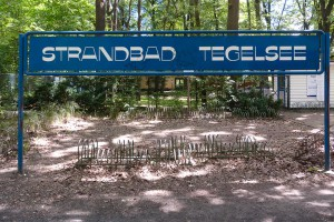Strandbad-Tegelsee A berlin - Photo copyright Didier Laget